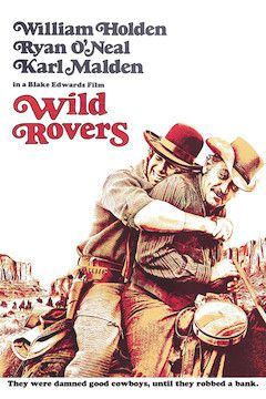 Wild Rovers movie poster.