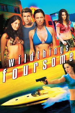 Wild Things: Foursome movie poster.