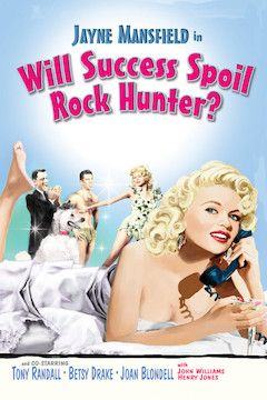 Will Success Spoil Rock Hunter? movie poster.