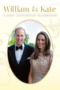 Poster for the movie William & Kate