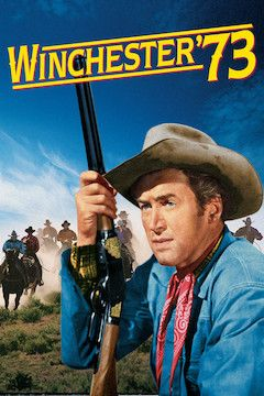 Poster for the movie Winchester '73