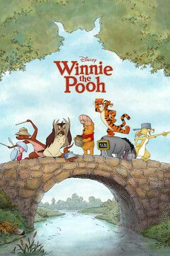 Poster for the movie Winnie the Pooh