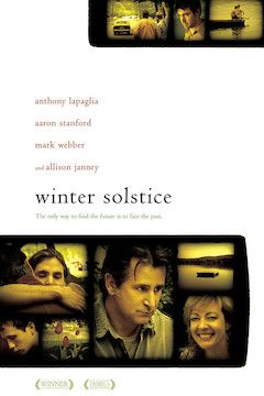 Winter Solstice movie poster.