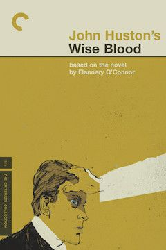 Wise Blood movie poster.