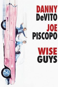 Wise Guys movie poster.