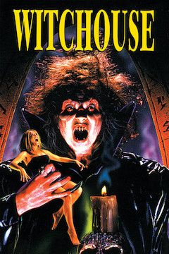 Witchouse movie poster.