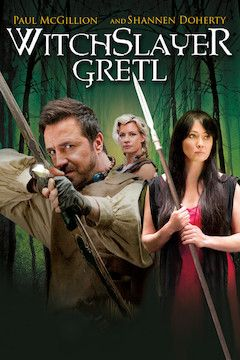 Witchslayer Gretl movie poster.