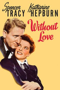 Without Love movie poster.