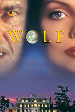 Poster for the movie Wolf