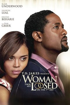 Woman Thou Art Loosed: On the 7th Day movie poster.