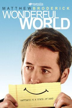 Wonderful World movie poster.