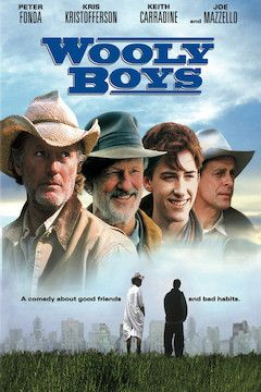 Wooly Boys movie poster.