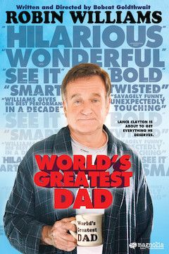 Poster for the movie World's Greatest Dad