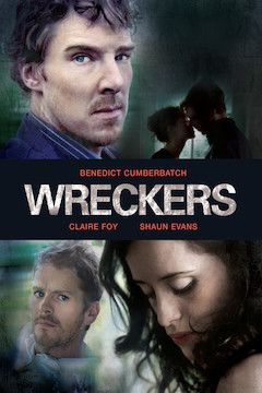 Wreckers movie poster.