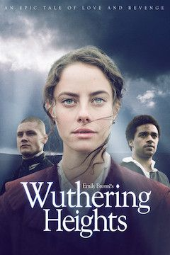 Wuthering Heights movie poster.
