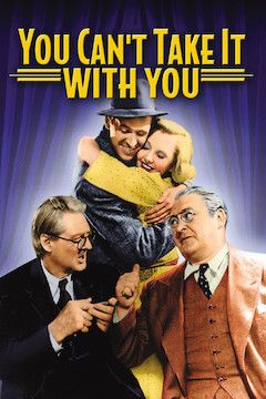 You Can't Take It With You movie poster.