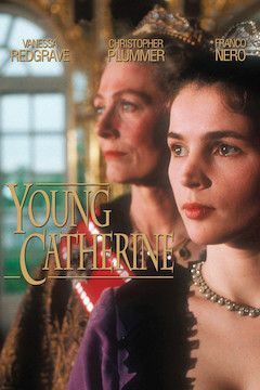 Young Catherine movie poster.
