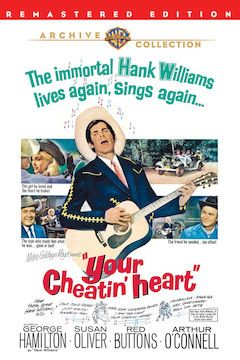 Poster for the movie Your Cheatin' Heart