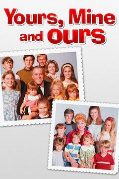 Poster for the movie Yours, Mine and Ours
