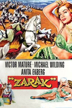 Zarak movie poster.