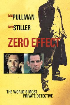 Poster for the movie Zero Effect