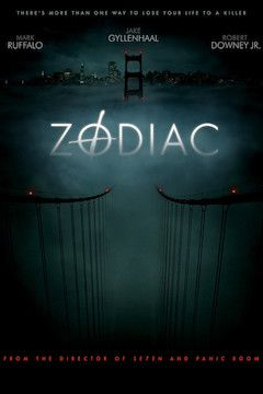 Zodiac movie poster.