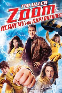 Zoom movie poster.