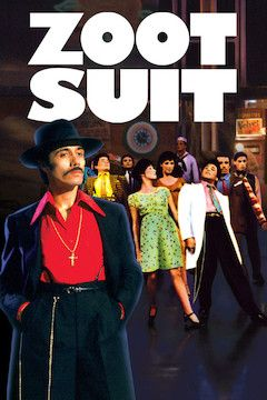 Zoot Suit movie poster.