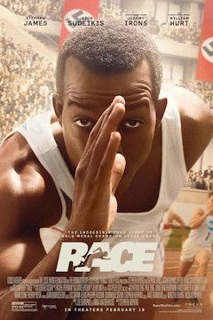 Race movie poster.