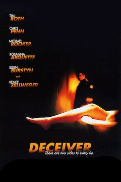Deceiver movie poster.
