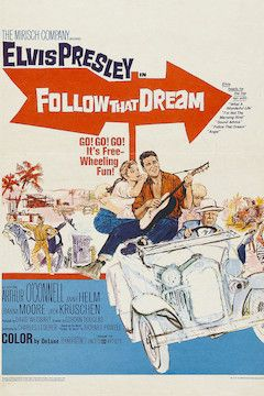 Follow That Dream movie poster.