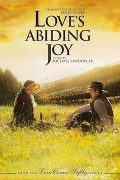 Love's Abiding Joy movie poster.