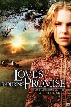 Love's Enduring Promise movie poster.