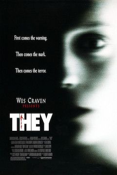 Wes Craven Presents: They movie poster.
