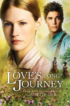 Love's Long Journey movie poster.