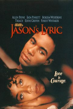 Jason's Lyric movie poster.