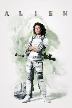 Poster for the movie Alien: The Director's Cut