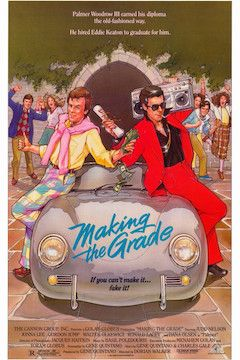 Poster for the movie Making the Grade