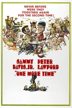 One More Time movie poster.