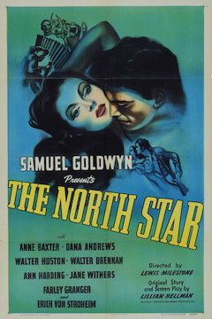 The North Star movie poster.