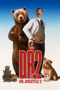 Dr. Dolittle 2 movie poster.