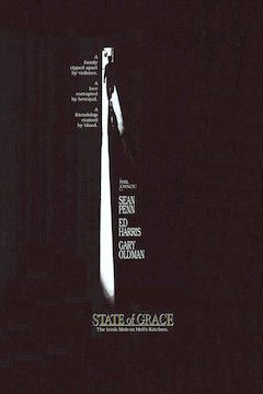 State of Grace movie poster.