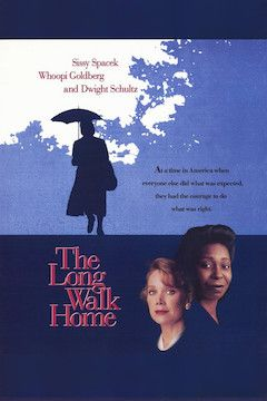The Long Walk Home movie poster.