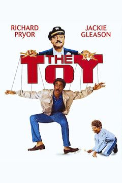 The Toy movie poster.
