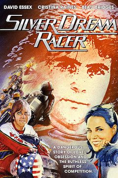 Poster for the movie Silver Dream Racer