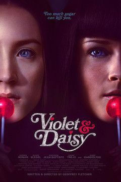 Poster for the movie Violet & Daisy