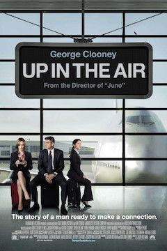 Up in the Air movie poster.