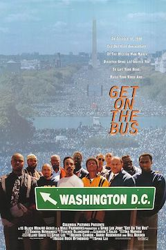 Poster for the movie Get on the Bus