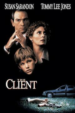 The Client movie poster.