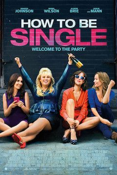 How to Be Single movie poster.
